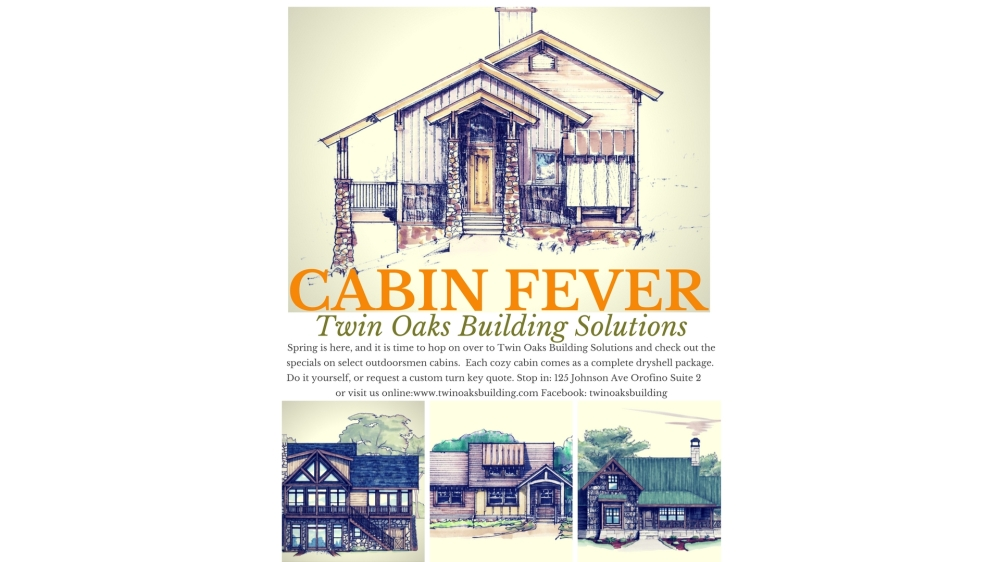 Cabin Fever FB Cover